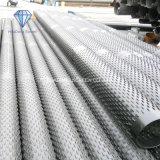 REG Bajo Carbono Acero galvanizado Digital Puente Caño de agua pantalla Slot