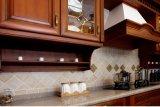 Мебель кухни твердой древесины подгоняла конструкцию кухни (zq-015)