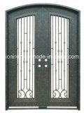 Portelli superiori del ferro saldato di obbligazione di Eyebrown doppi con il vetro di pioggia