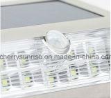 屋外よく小さい太陽庭の軽水の証拠の太陽壁に取り付けられたライト