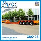 25t-200tons de lage Semi Aanhangwagen van het Bed/de Semi Aanhangwagen van de Vrachtwagen van Lowbed Lowboy (LAT9320TDP)