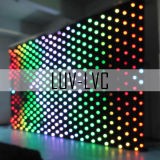 3m*4m P20 LED Vision-gordijn