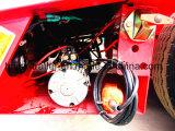 3-as Oplegger van het Bed van de Aanhangwagen van Lowbed de Semi Lage