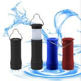 Пластика ABS светодиодный фонарь кемпинг с ручкой из нержавеющей стали