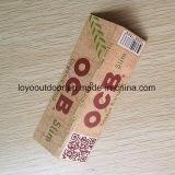Papel de arroz del papel de balanceo del cáñamo