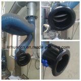 braccio flessibile dell'estrazione del fumo della saldatura del braccio del vapore dell'accumulazione dei vapori delle braccia di bloccaggio di 200mm