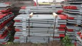 Direito de regular 1,25lb /F- metal revestido de PVC T Post para o gerador de Fazenda/Campo T Post