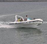 Bateau de côte de pêche de loisirs de famille de Liya 6.2m de fabrication de bateau de la Chine