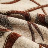 2018 новых Chenille жаккард ткань и форму цветка полосы