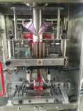 La machine de conditionnement verticale de Vffs de sac complètement automatique de poche pour la nourriture fraîche d'aliments surgelés a soufflé machine à emballer sèche de nourriture de machine de conditionnement de pommes chips d'aliments pour chiens de nourriture