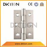 DH005ステンレス鋼の熱い販売のドアの背出し蝶番