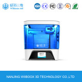 El mejor precio máquina de impresión 3D sola boquilla Priner 3D de escritorio