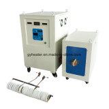 Freqüência média de Tratamento Térmico Eléctrico Forno forja para barra de ferro