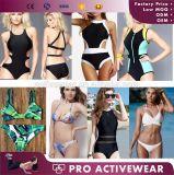 Uno Swimwear delle 2017 signore e reggiseno di vendita caldi delle donne di abitudine