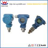 Tratamento de Água Medidor de líquido transmissor de pressão do sensor de pressão