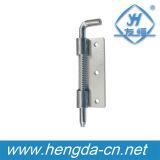 Pin removível da dobradiça da mola de Yh9342 A3 para o fecho da porta do ferro