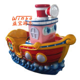El juguete divertido de los niños de la máquina de juego de la diversión embroma los paseos para la alameda de compras (K117)