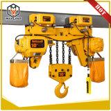 10 la tonne avec palan électrique à chaîne HHBB10-04Low-Headroom Type (SL)