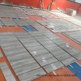 La Chine et le carrelage du sol en marbre gris