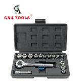 17 PCS Reparing Conjunto de herramientas de toma de conjunto de herramientas