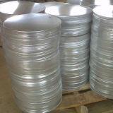 Cerchio di alluminio dello strato A1050/di A1100 /A1060 /A1070 H24 per uso della cucina