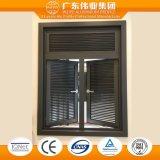 Aluminium van het Ontwerp van Weiye het het Nieuwe/Openslaand raam van het Aluminium/van de Luifel Aluminio