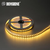 Dimmable professionale 3528 SMD 120 LED 9.6W/M, indicatori luminosi di striscia di 5m LED