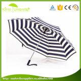 Полный зонтик печатание цифров на дождь и день Sun
