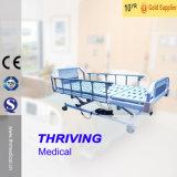 Função de três elevadores eléctricos de cama de hospital