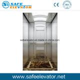 良質のステンレス鋼の乗客のエレベーター、ホテルのエレベーター、商業エレベーター