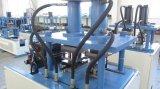 Doppeltes Loch-Stahlstreifen-Maschine für die Herstellung des Naillness Furnierholz-Kastens
