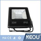 Projector elevado impermeável ao ar livre do diodo emissor de luz da ESPIGA 50W dos lúmens IP65