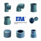 Тип Ce штуцера трубы пронзительный систем PVC эры выскальзования тройника II уменьшая