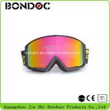 Lunettes colorées de neige de Wemon de lunettes de ski de bâti