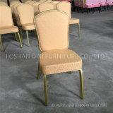 Cabo flexível da mobília do restaurante do banquete do hotel que empilha para trás a cadeira
