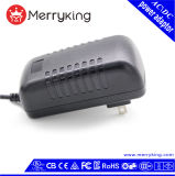 UL Adapter van de Macht van Ce BS LVD FCC Vermelde 15V 2A AC gelijkstroom