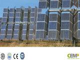 Applicazione della soluzione di BIPV dei comitati solari monocristallini 335W di Cemp PV