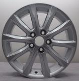 17대 인치 PCD 114.3 경주 접합기 알루미늄 합금 바퀴