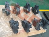 Fábrica china inferior de Noice de la alta calidad de caja de engranajes de la reducción del gusano de la serie del gusano del cono