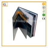Impression faite sur commande de livre de livre À couverture dure de photo de coloration de qualité