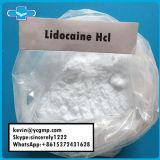 HCL très discret de lidocaïne de poudre d'anesthésie locale de pureté du module 99.5%