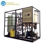 pianta Wy-Fshb-50 del sistema di filtrazione dell'acqua di mare del RO di tecnologia della membrana di osmosi d'inversione 50t/D