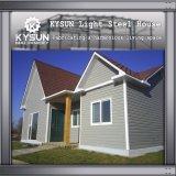 Aangepast Licht Staal 2 van de Structuur van het Staal de Mobiele Villa van de Vloer voor Villa