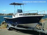 Bateaux de pêche de Panga de Liya 5.8m avec le moteur à vendre