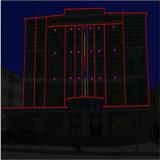 Indicatore luminoso al neon della Tabella della flessione del LED per gli indicatori luminosi della decorazione di natale