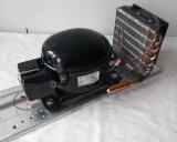 De Condenserende Eenheden van de Compressor van Purswave Qd43hc voor de Koelere Koelkast 220V/110V R134A 1/7HP van het Water van de Ijskast