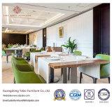 Poltrona di cuoio del ristorante per il ristorante e la caffetteria (YB-R-11-2)
