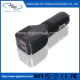 Corsa - USB nel caricatore 2.1A dell'automobile - caricatore astuto ad alta velocità del ridurre in pani & del telefono
