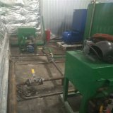 Convertito per sprecare l'olio della base dell'olio per motori che fa macchina