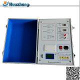 Fattore di potere portatile dell'isolamento del trasformatore e strumentazione di prova di delta del Tan